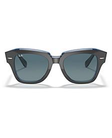 STATE STREET Sunglasses, RB2186 49