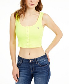 Eco Cropped Tank Top