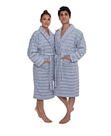 Esperance Unisex Turkish Cotton Bath Robe