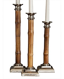 Candleholder Bamboo Collection