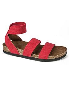 Harlequin Sandals