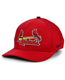 St. Louis Cardinals Legacy 91 Dri-FIT Swooshflex Stretch Fitted Cap