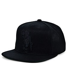 Boston Celtics Under The Black Snapback Cap
