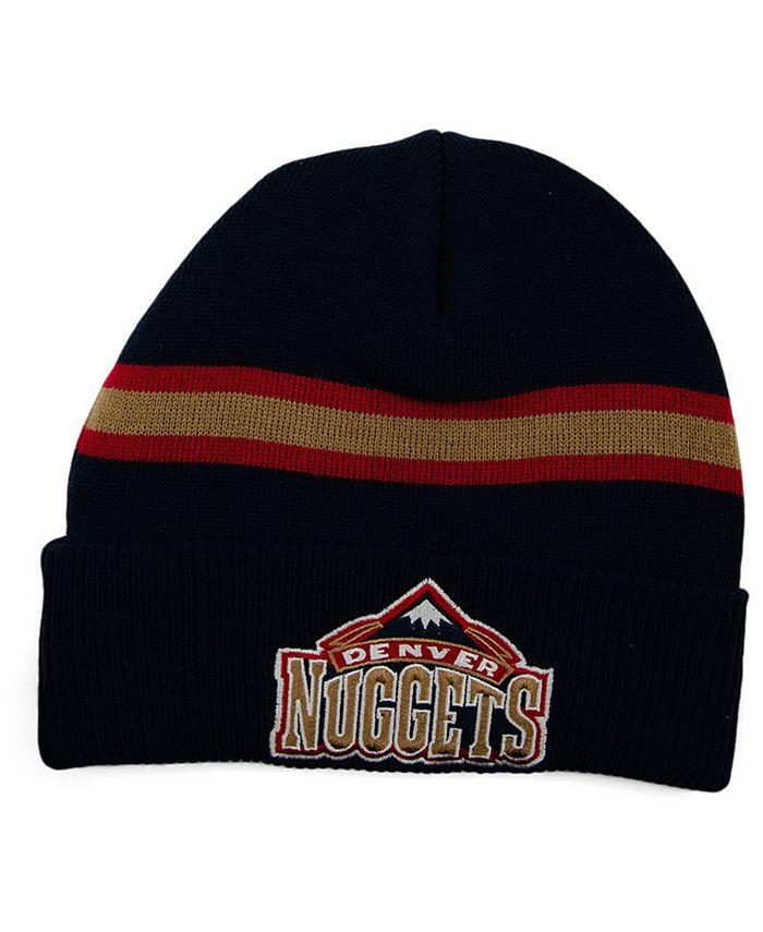 Mitchell & Ness - HWC Retro Stripe Knit Hat