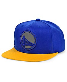 Golden State Warriors 2 Team Reflective Snapback Cap