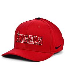 Los Angeles Angels Legacy 91 Dri-FIT Swooshflex Stretch Fitted Cap