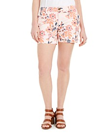 Floral-Print Shorts, Created for Macy's