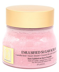 Swiss Chocolate Emulsified Sugar Scrub, 8 oz
