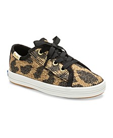 Toddler Girl Kickstart Animal Print Sneaker