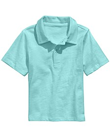 Toddler Boys Cotton Polo Shirt, Created For Macy's