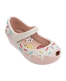 Little Girls Ultragirl Donut Flat Shoe
