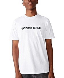 Tbar Text T-Shirt