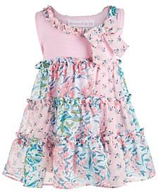 Baby Girls Chiffon Tiered Dress