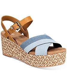 Women's Willow Wedge Sandals