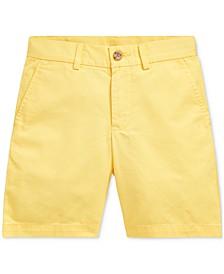 Toddler Boys Cotton Chino Shorts