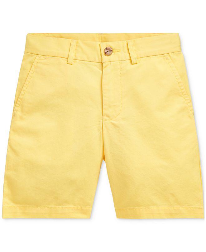 Polo Ralph Lauren Toddler Boys Cotton Chino Shorts