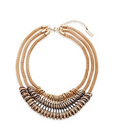 Layer Mesh Necklace