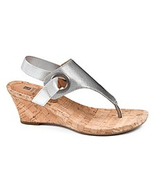 Women's Aida Cork Wedge Sandals