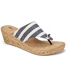 Beachball Women's Wedge Sandals