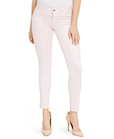 Curve X Mid-Rise Skinny Jeans