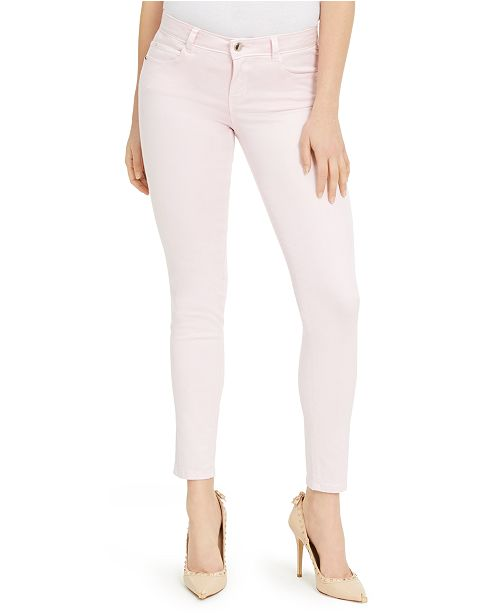 GUESS Curve X Mid-Rise Skinny Jeans