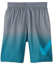 "Big Boys Swim Color Fade Breaker 8"" Volley Short Swim Trunks"