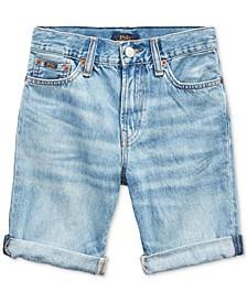 Big Boys Sullivan Slim Denim Shorts
