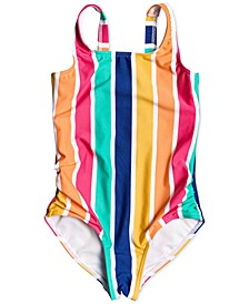 Toddler & Little Girls Maui Shade One-Piece Swimsuit