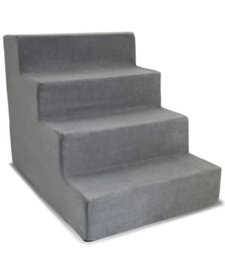 Precious Tails High Density Foam 4 Steps Pet Stairs