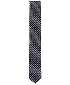 BOSS Men's Jacquard-Woven Tie