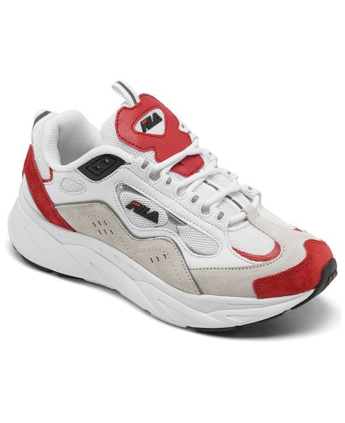 Fila Women's Trigate Casual Sneakers from Finish Line