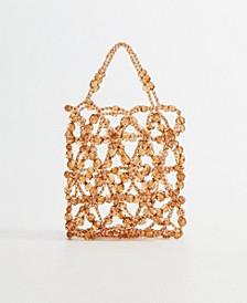 Beads Bucket Bag