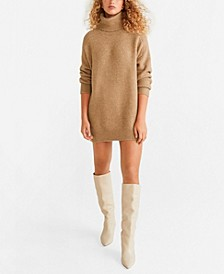 Turtle Neck Oversize Sweater