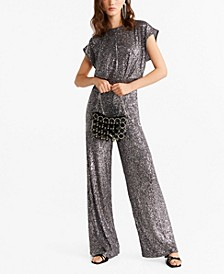 Sequins Jumpsuit