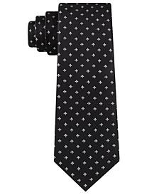 Men's Fleur De Lis Tie