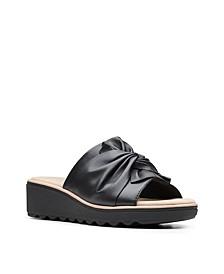 Collection Women's Jillian Leap Wedge Sandals