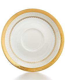Noritake Dinnerware, Odessa Gold Saucer