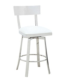 Maiden Open Back Counter Height Stool