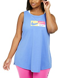 Plus Size Icon Clash Dri-FIT Training Tank Top