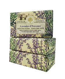 Lavender Soap with Pack of 3, Each 7 oz