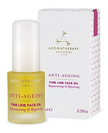 Anti-Ageing Fine Line Face Oil, 15ml