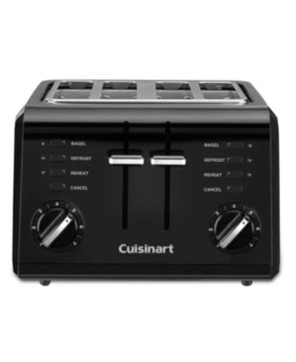 Cuisinart CPT-142BK 4 Slice Compact Toaster
