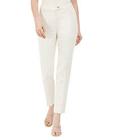 Karl Lagerfeld Straight-Leg Dress Pants