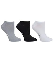 Women's 3-Pk. Super Soft No Show Socks