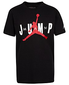 Big Boys MJ Jumpman Cotton T-Shirt