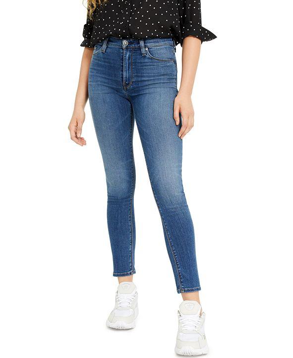 Hudson Jeans High-Waist Skinny Jeans