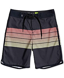 Big Boys Everyday Grass Roots Board Shorts