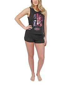 Star Wars Tank and Short Set, Online Only