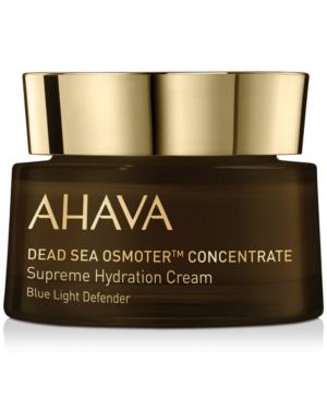 Dead Sea Osmoter Concentrate Supreme Hydration Cream Blue Light Defender