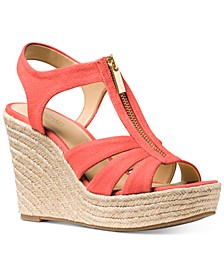 Berkley Espadrille Wedge Sandals